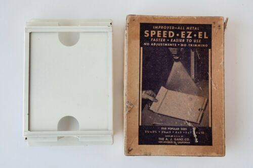 Speed EZ-EL 4x5 Darkroom Photo Easel