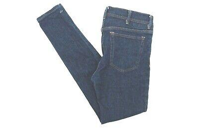 ACNE Studios Bla Konst North Indigo Stretch Denim Slim Fit Jeans 30Y165-106
