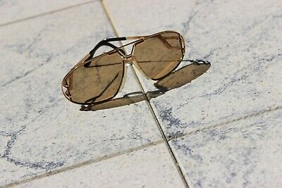 Cazal 907 Made In Germany Vintage Aviator 80's Sunglasses Jay-Z (Jay Z Shades)