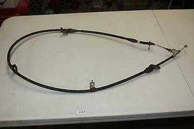 NISSAN ALTIMA RIGHT REAR EMERG BRAKE CABLE. SEDAN. 08-10