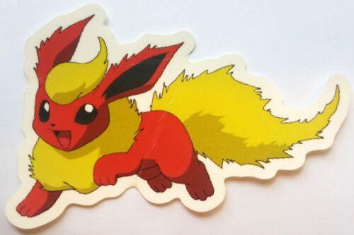 Flareon - Pokemon Vinyl Sticker - Eeveelution