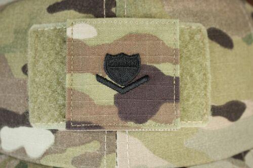 USCG US COAST GUARD I/A MULTICAM OCP E-4 HOOK BACK CAMOUFLAGE CAMO UNIFORM RANK