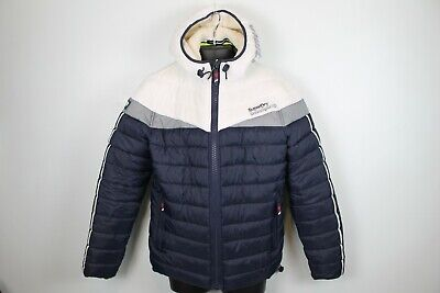 Super Dry Sports Wear Co Snow Sport Fuji Downhill Men's Jacket M50010cr Size 2XL