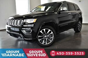 Jeep Grand Cherokee OVERLAND - TOIT PANORAMIQUE - SECURITY ACTIV