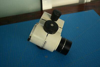 Wild Heerbrugg M8 Microscope Body W 1x Plan Objective Leica
