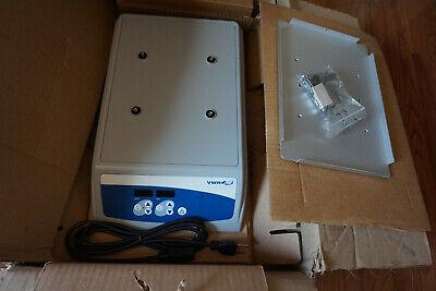 New Vwr Orbital Shaker  Titer Plate Microplate Micro Shaking Digital 10027