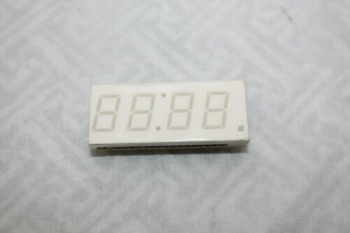 5 LOT MKN61141, 7 SEGMENT DISPLAY, 36 DIP