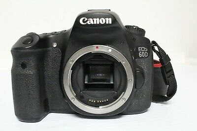 Canon EOS 60D 18.0MP Digital SLR Camera - Black (Kit w/ EF-S IS II 18-55mm Lens)