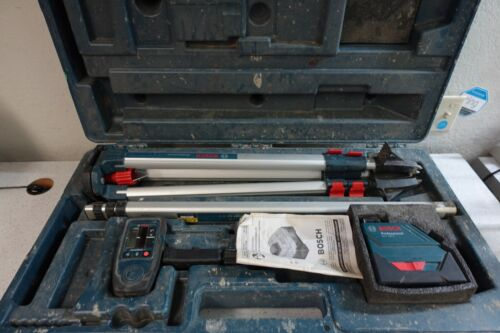 Bosch GLL 150 E Professional Self leveling Laser Kit Used - Working laser