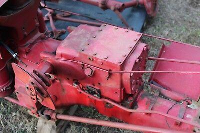 Farmall Super C Tractor  Complete Working Rockshaft Farmerjohnsparts