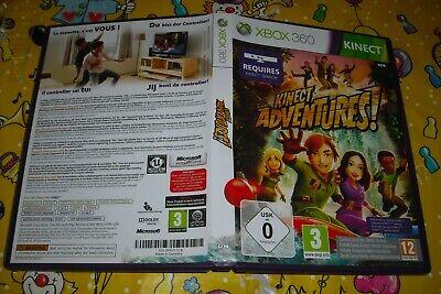 Die Besten XBOX 360 Spiele aller Zeiten Kinect Adventures reuires Kinext # LB 46