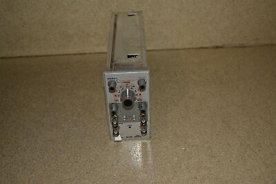 Tektronix Pg 501 Pg501 Calibration Generator Plug In Tp2019