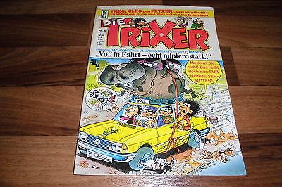 TRIXER  # 6 -- von Clever & Smart-Zeichner: F. Ibanez // 1. Auflage 1988 ()