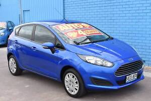 2014 Ford Fiesta Hatchback Automatic, 62000 km only. Enfield Port Adelaide Area Preview