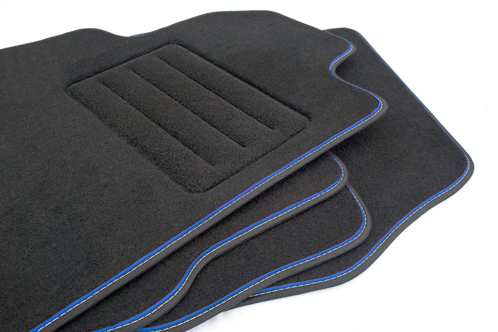 Satz Gummimatten Passgenau für Mazda CX-5 II CX5 II 2017 Fußmatten Schwarz 4tlg