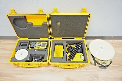 Trimble 5800 5700 L1 L2 Gps Rtk Base Rover Survey Setup 450-470mhz W Tm3 Tsc2