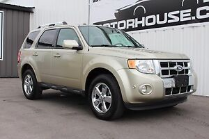 2011 Ford Escape Limited FRESH TRADE! NAVIGATION!