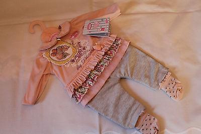 ZAPF CREATION Baby Annabell Kleidung mit Socken NEU & OVP