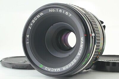 【MINT】 Mamiya Sekor  Macro C 80mm f4 Lens for M645 Pro TL From JAPAN #519