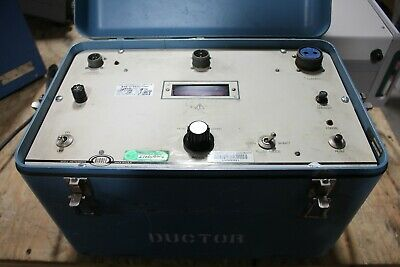 Megger Biddle Instruments 242350 Dlro Digital Low Resistance Ohm Meter