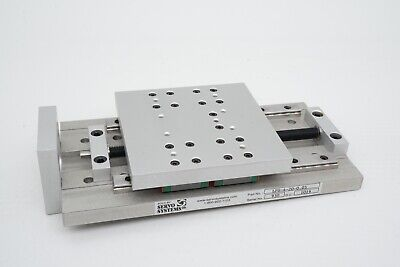 New Servo Systems Co. Lps-4-20 4 Travel Linear Stage Lps-4-20-0.05 Ships Free