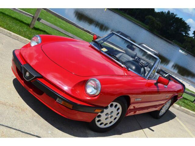 Image 1 of Alfa Romeo: Spider 2dr…