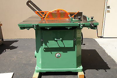 Northfield No. 4rt Table Saw Wstandard Rolling Table Woodworking Machinery