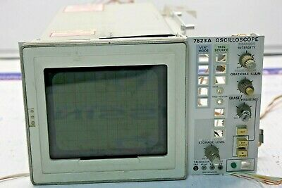Tektronix 7623a Oscilloscope Tube