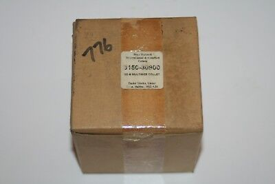 Pratt Burnerd International Ec-9 Multisize Collet 3150-30900 22.2-25.4mm