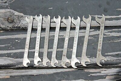 Vintage Original igntion kit tool set auto gm chevy ford dodge mopar made in USA