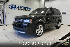 Range Rover 2013 AUTOBIOGRAPHY  AWD + SC + SUPERCHARGED + NAVI +