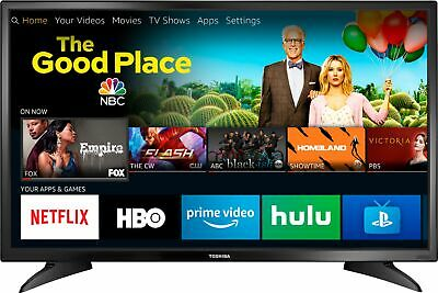 Toshiba - 32Class LED - 720p Smart - HDTV Fire TV Edition