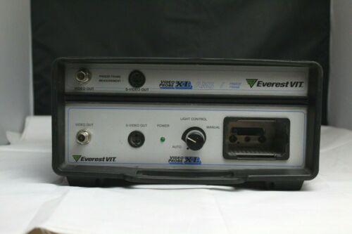 Everest VIT Video Probe XL XLAMS-LSB With AC Adapter