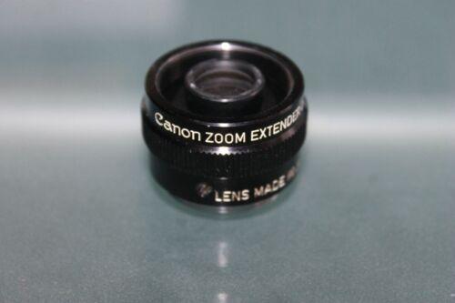 Canon Zoom Extender 2XA 2X A   (Screw-On) C-Mount