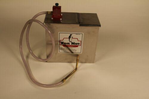 Kool Mist Spray Mist Cooling Unit