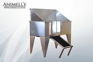 *SALE NOW ON* Stainless Steel Dog grooming Bath