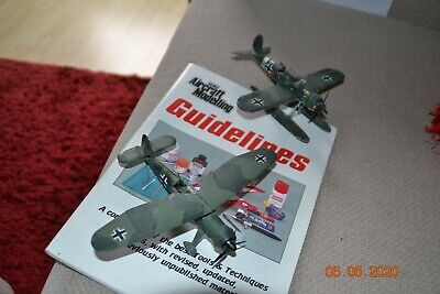 Arado 196 & Henschel 126 plus modellers magazine - 1/72 - Matchbox/Airfix