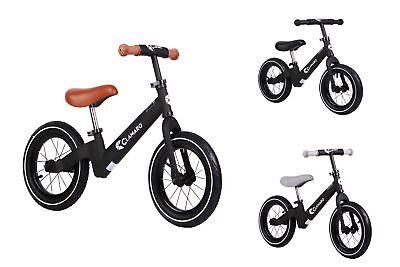 Laufrad Kinder Fahrrad Kinderlaufrad Roadstar mit Luftbereifung 12 Zoll Clamaro