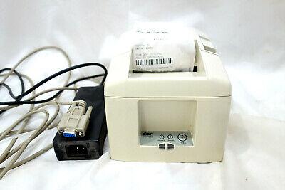 Star Tsp650 Pos Thermal Receipt Printer