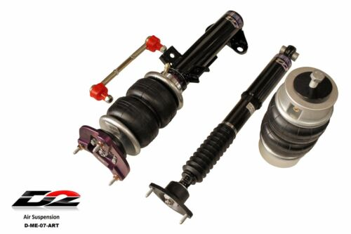 D2 Air Suspension Air Struts For 2008+ Mercedes Benz C-class Sedan Rwd Only