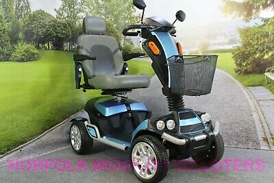 MONARCH VOGUE - ALL TERRAIN MOBILITY SCOOTER - 8MPH - 1817