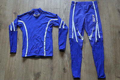 ODLO Norway Anzug Langlaufjacke Skijacke Trainingsjacke Ski Suit Kinder 152cm