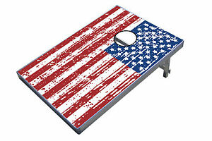 American-Flag-Cornhole-2-Boards-8-Bags-FREE-SHIPPING