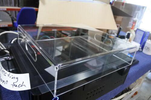 Okki Nokki Rcd Dust Protector Cap Fits Rcm 2 Record Cleaning Machine NIB (9B4)