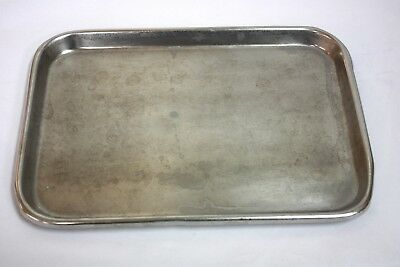 Polar Ware S-13 Stainless Steel Instrument Tray 283gs