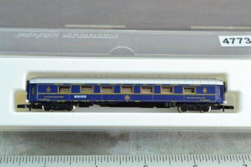 Marklin 8778 CIWL Orient Express Passenger - Salon Car Z Scale (Z4773)