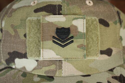 USCG US COAST GUARD I/A MULTICAM OCP E-5 HOOK BACK CAMOUFLAGE CAMO UNIFORM RANK