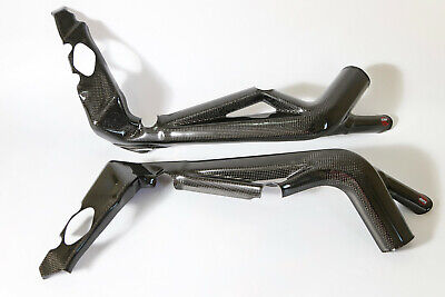 TRIUMPH 765 SPEED TRIPLE CARBON FRAME GUARDS 2019