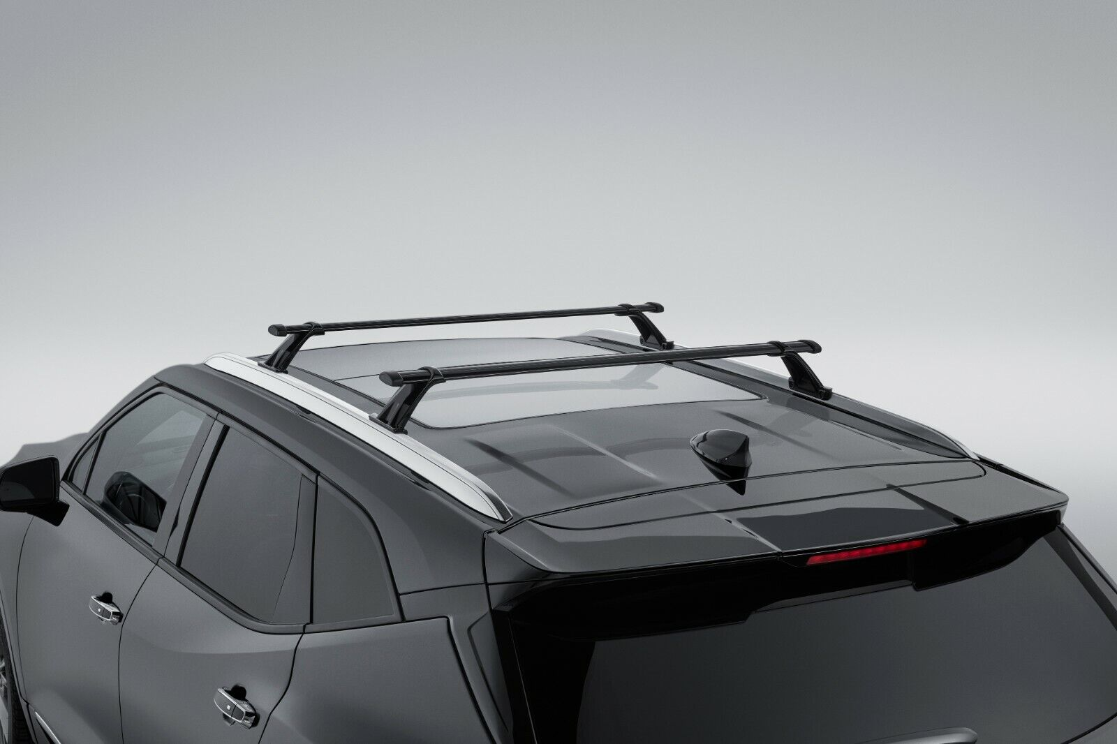 ::GM OEM Chevrolet Blazer W/OUT SUNROOF Removable Gloss Black Roof Cross Rails NEW