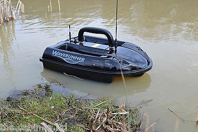Waverunner MK4 Bait Boat + Toslon TF640 Echo & GPS